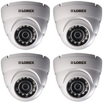 Lorex(R) LEV1522PK4B LEV1522B Super HD Dome Security Cameras for Lorex(R... - $210.06