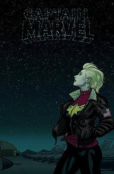 Captain Marvel #10 [Comic] [Jan 01, 2013]