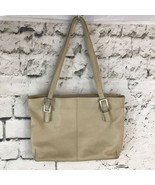Great American Leather Works Tan Beige Purse Shoulder Bag - $24.74