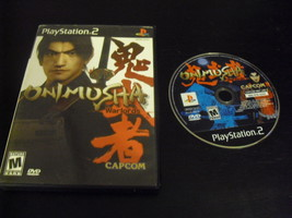 Onimusha: Warlords  (Sony PlayStation 2, 2001) - $9.89