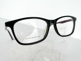 F 83752  (C17) Black / Brown 51 x 16 142 mm BUDGET Eyeglass Frames - $19.75