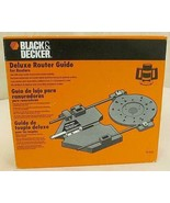 Black & Decker 76-234 Deluxe Router Guide for Routers USA - $13.86