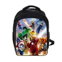 Star Wars Backpack Kids School Bags for Boys 3D Marvel Super Hero school... - $25.99+