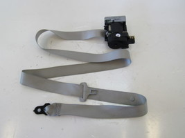 06 Mercedes R230 SL500 SL55 seat belt, right alpaca gray 2308600485 - $84.14