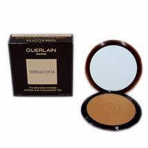 Guerlain Terracotta The Bronzing Powder NATURAL&LONG-LASTING Tan 10G #03-G42116 - $58.91