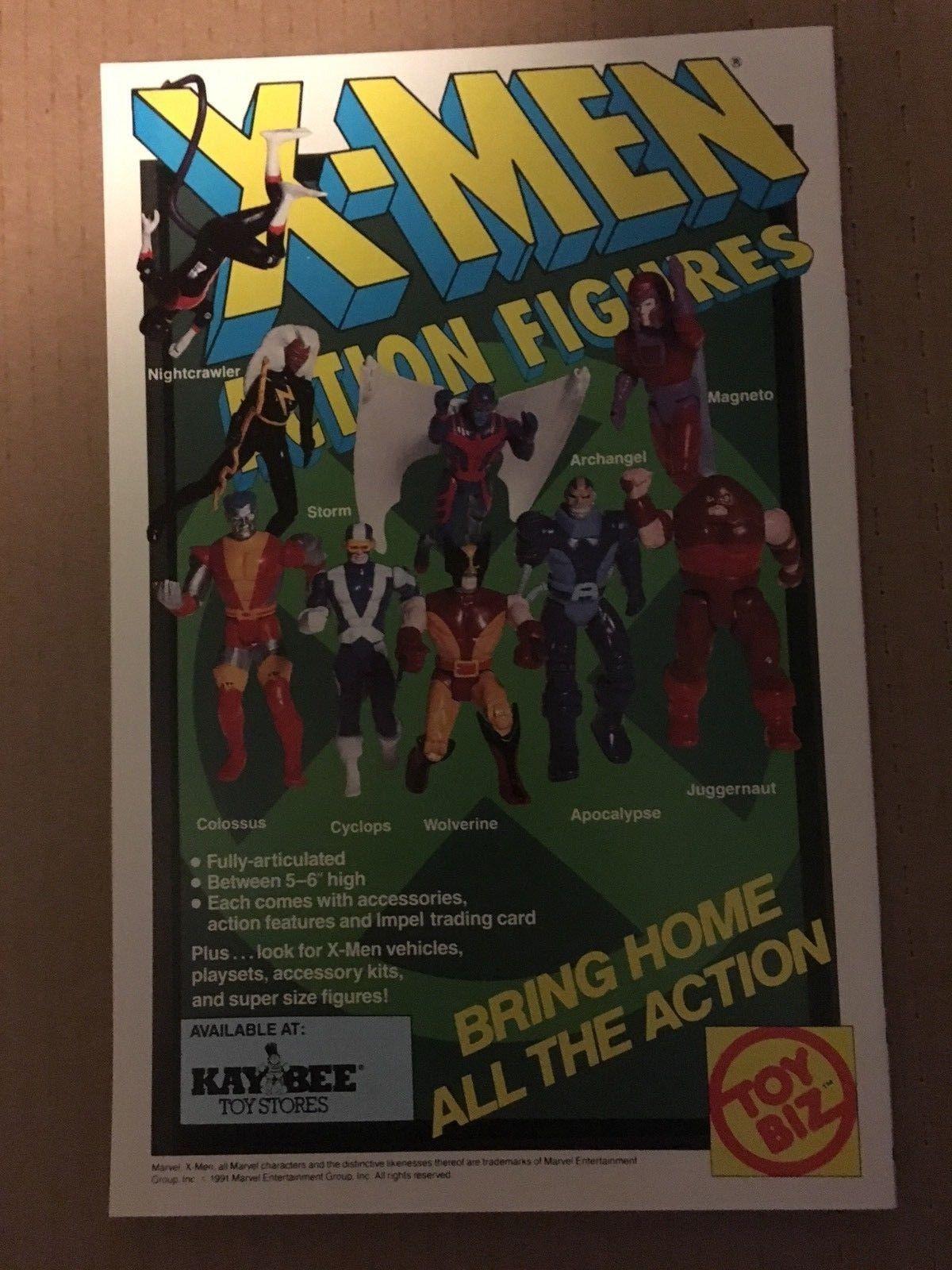 X-Men #1 1991 Marvel Comic Book NM/M 9.2 Condition Gambit Jean Gray COVER