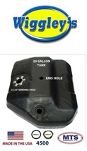 PLASTIC FUEL TANK MTS 4500 FITS 84 FORD BRONCO II 23GAL TOP W/ EMS NO VENT PIPE image 1