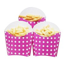 George Jimmy 12 PCS Birthday Party Supplies Popcorn Cups Food Boxes for ... - $19.06