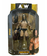 AEW Unrivaled Series 3 Pac All Elite Wrestling Action Figure - $24.95