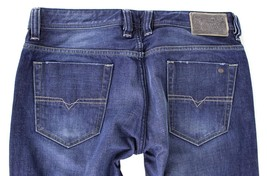 NEW DIESEL MEN'S PREMIUM DESIGNER DENIM REGULAR STRAIGHT LEG JEANS VIKER 0802D