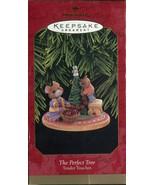 1997 New in Box - Hallmark Keepsake Christmas Ornament - The Perfect Tree - $4.00