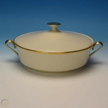 LENOX CHINA - DIMENSION COLLECTION - ETERNAL - ROUND COVERED CASSEROLE D... - $247.49