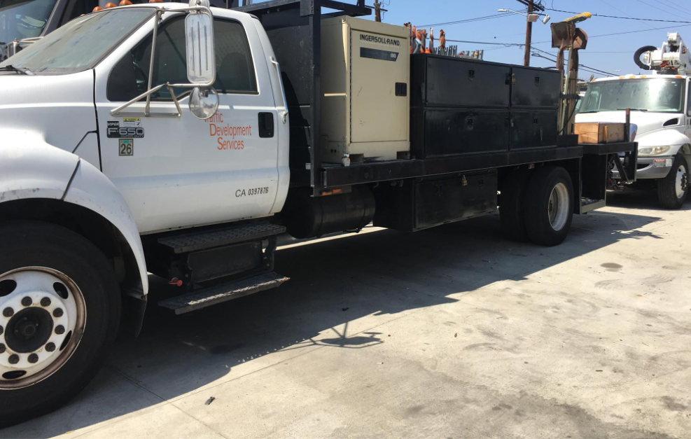 2006 FORD F650 For Sale In Moorpark, California 93021