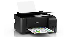 EPSON L3100 EcoTank All-in-One Ink Tank Inkjet Multi-function Printer Scan Copy image 3