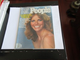 Cheryl Tiegs , People Magazine ,6/19/78 , Lucy/Desi ,Children&Divorce, J... - $20.00
