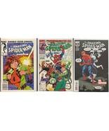 Amazing Spider-Man Comic Lot (3) #19 (1985 Annual), 338(1998) 41 (Vol 6)... - $9.89
