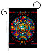 Feliz Cinco De Mayo - Impressions Decorative Garden Flag G135463-BO - $19.97