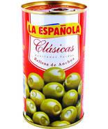 La Española Green Olives Stuffed with Anchovies - $11.75
