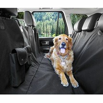 Back Waterproof Dog Car SUV Travel Backseat Protector Pet Seat Cover Pro... - $34.08