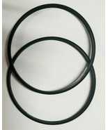 **2 New Replacement BELT SET** for use with Preenex MX750 Mini Lathe - $16.82