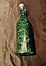 Marbles in Welz and Zerweck Brewers Bottle AA18-1364 Vintage Brooklyn, N.Y. image 2