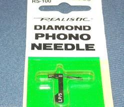 PHONOGRAPH NEEDLE RS-100 FOR Euphonics U15 Euphonics U16 506 507 509 464-DS77 image 1