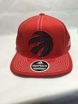 Toronto Raptors NBA Snapback Hat by Adidas NWT Basketball Defend the Nor... - $22.30