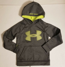 NWT Under Armour Boy's Storm1 Long Sleeve Sweatshirt Hoodie Size Extra S... - $29.99
