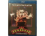 The Funhouse (Blu-ray Disc, 2012, Collectors Edition)