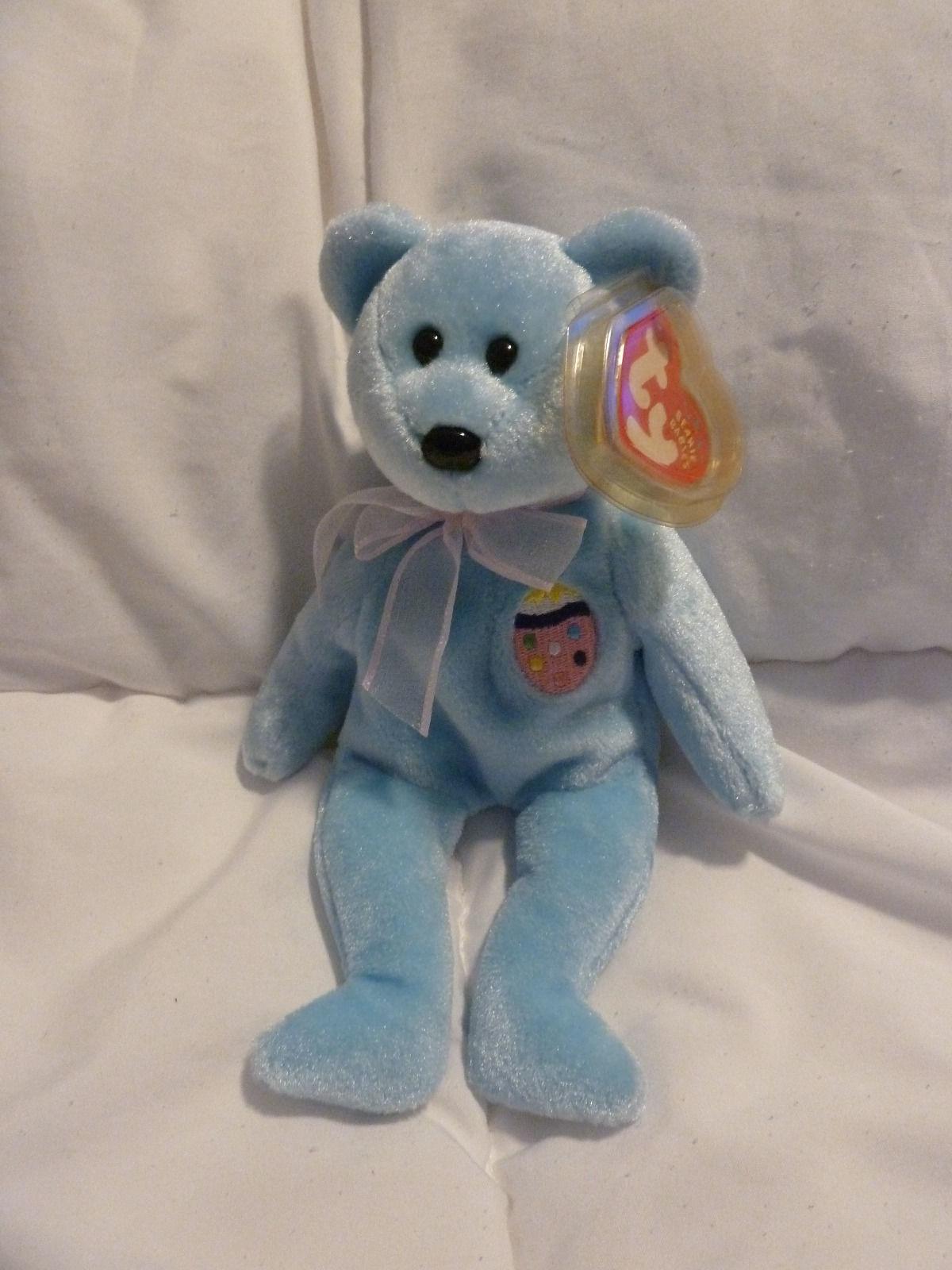 589405b6ec9 Ty B EAN Ie Baby Eggs Ii Blue Easter Bear and 11 similar items