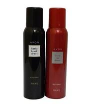 Avon Little Black Dress + Red Dress Body Spray Each 150 Ml (set Of 2) - ... - $19.95