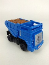 Fisher Price Geotrax Electronic Blue Dump Truck Sounds Toy with Batteries - $10.84