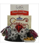 Happy Tails: Pet Dog Gift Basket - $44.99