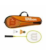 Wilson - WRT8756003 - Junior Badminton Kit - $34.60