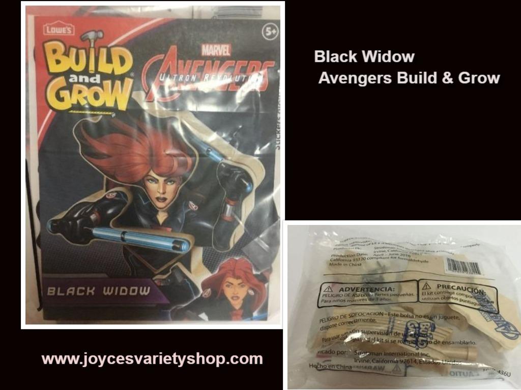 Black widow avenger web collage