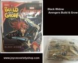 Black widow avenger web collage thumb155 crop