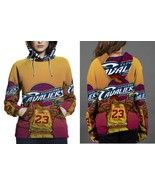 Cleveland Cavaliers Women's Hoodie - $44.80+