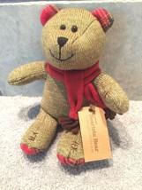 Starbucks Bearista Bear Plush Stuffed Holiday 2009 Edition No 88 New With Tag - $21.59