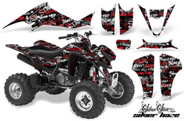 AMR Racing Suzuki LTZ 400 ATV Graphic Kit Wrap Quad Decals 2003-2008 SLV... - $169.95