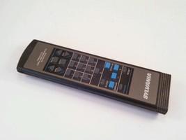 Sylvania remote on screen system - $9.74