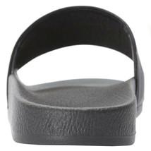 Hugo Boss Men's Slip On Graphic Solar Logo 2 Slider Sandals 50401863 Black image 2