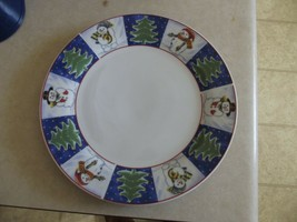 Royal Norfolk RNF50 dinner plate 1 available - $3.56