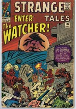 Strange Tales #134 ORIGINAL Vintage 1965 Marvel Comics The Watcher - $34.64