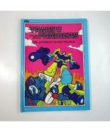 Vintage 1985 Hasbro Transformers The Autobots Secret Weapon HC Marvel Co... - $5.99