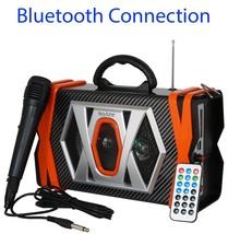 Boytone BT-36M Portable Bluetooth Speaker with Microphone, FM Radio, USB... - $65.61 CAD