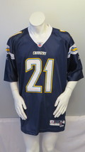 San Diego Charges Jersey - La Danian Tomlison  #21 -  By Reebok - Men's XL - $75.00