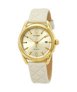 NWT Citizen LTR Long Term Relationship Champagne Dial Ladies Watch FE608... - $98.90