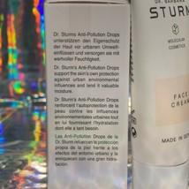 Dr. Barbara Sturm SEALED Anti Pollution Drops 10mL & Face Cream 20mL NEW UNUSED image 2