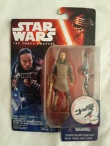 Star Wars The Force Awakens Tasu Leech (Kanjiklub Gang Leader) New / NIP - $9.33