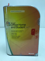 Microsoft Office Home and Student 2007 - $59.99